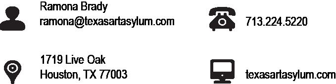 Texas Art Asylum_Contact